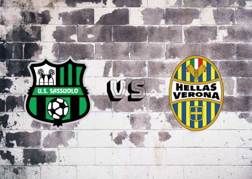 Sassuolo vs Hellas Verona  Resumen