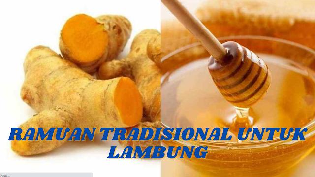 RAMUAN TRADISIONAL UNTUK LAMBUNG