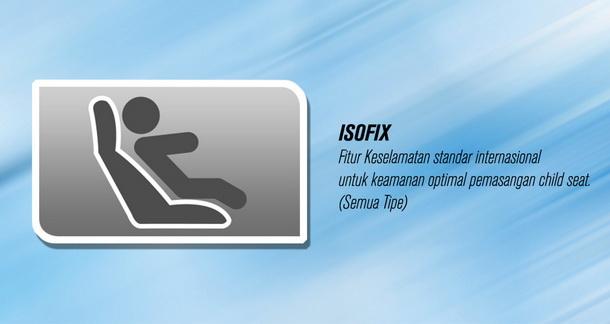 Isofix Fitur Keselmatan Standart Internasional Untuk Keamanan Optimal Pemasangan Child Seat