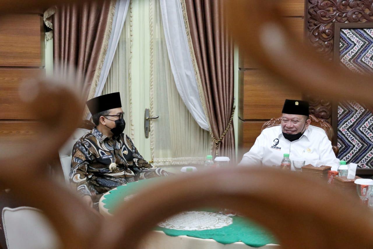 Ketua DPD RI Bicara Kekuatan Ekonomi Daerah Hingga Provinsi Madura