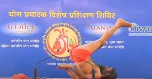 Baba Ramdev yoga which can Control thyroid