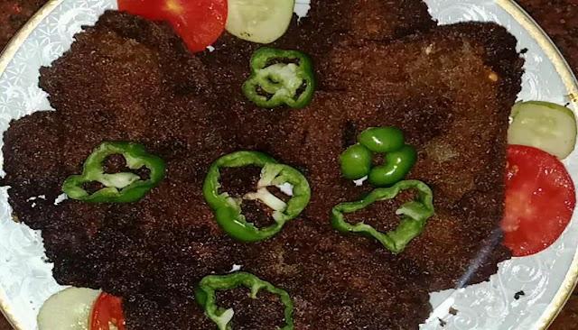 طريقة عمل كبدة بالردة بكل سهولة في المنزل زى المطاعم   الكبيرة الشيف محمد الدخميسي