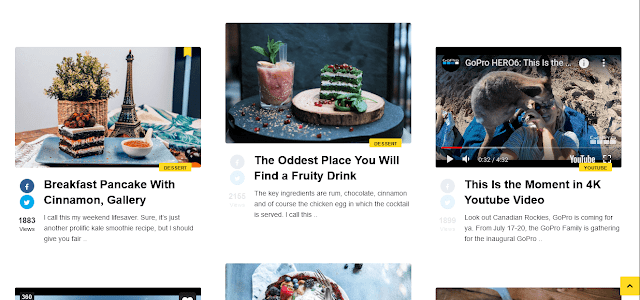 Professional WordPress Themes For Blogging and Vlogging 1