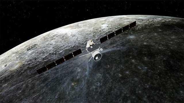 المهمة الفضائية الأوروبية ترسل أول صور كوكب عطارد