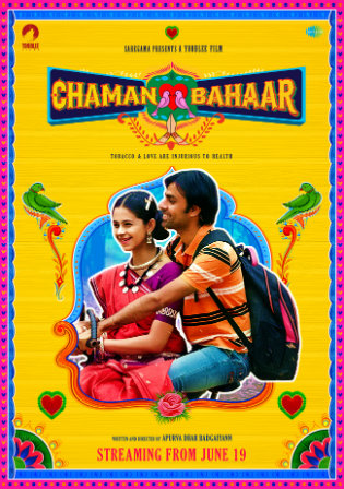 Chaman Bahaar 2020 WEBRip 300Mb Hindi Movie Download 480p Watch Online Free bolly4u