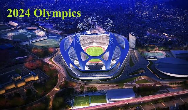 2024 olympics.