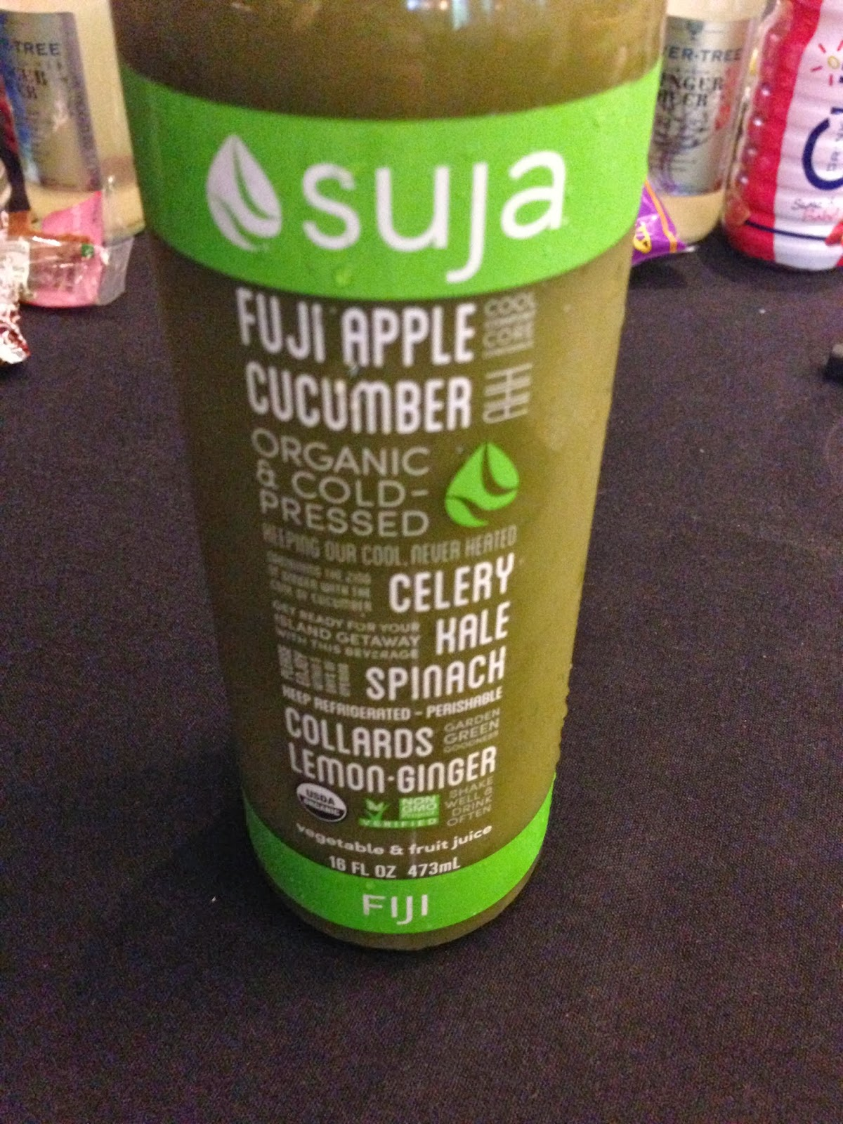 with milk and sugar blog: Suja Juice 3-Day Cleanse