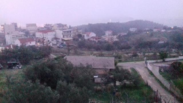 Χιονίζει αυτή την ώρα στην Ηγουμενίτσα (+ΒΙΝΤΕΟ)
