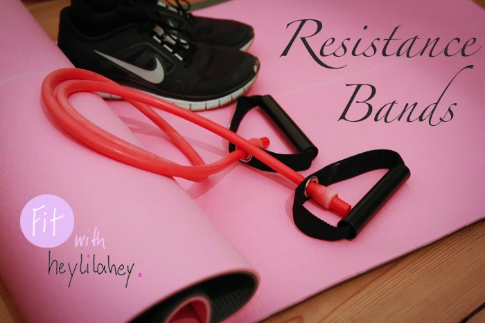 resistance bands workout