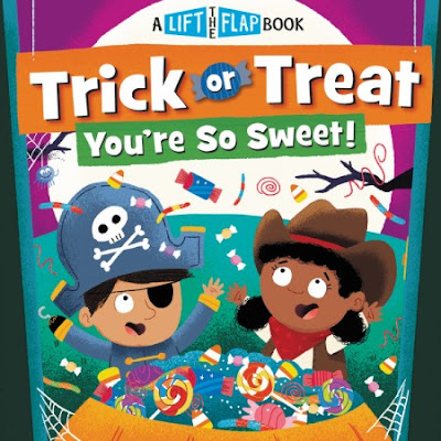 Trick or Treat You're So Sweet by WorthyKids