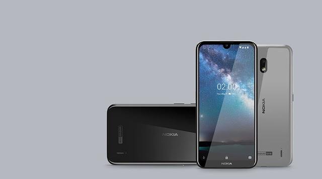Le Nokia 2.2 à 99€ !