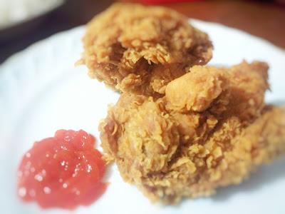 Resep Membuat Ayam Goreng Crispy