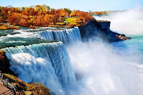 Destinations with beautiful scenery in Canada
