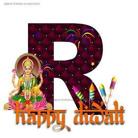 Diwali-R-Alphabet-Images