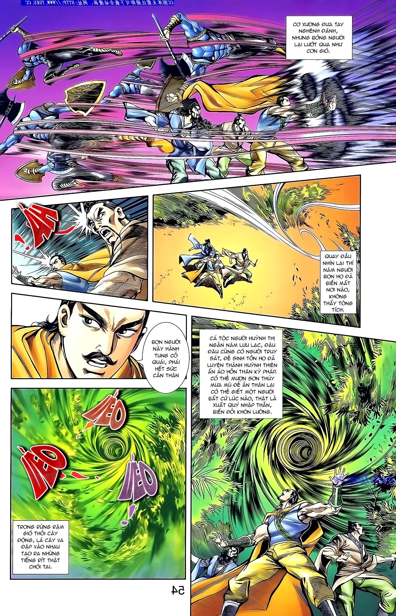 Cơ Phát Khai Chu Bản chapter 134 trang 6
