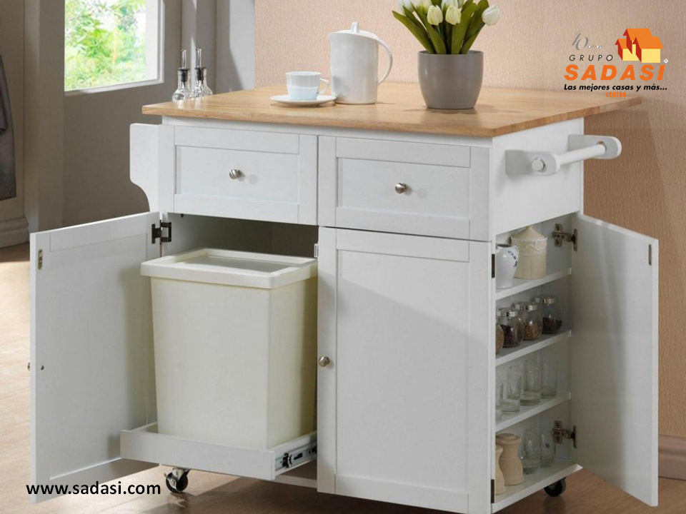 Sadasi corporativo mesas auxiliares para la cocina - Mesas auxiliares de cocina ...