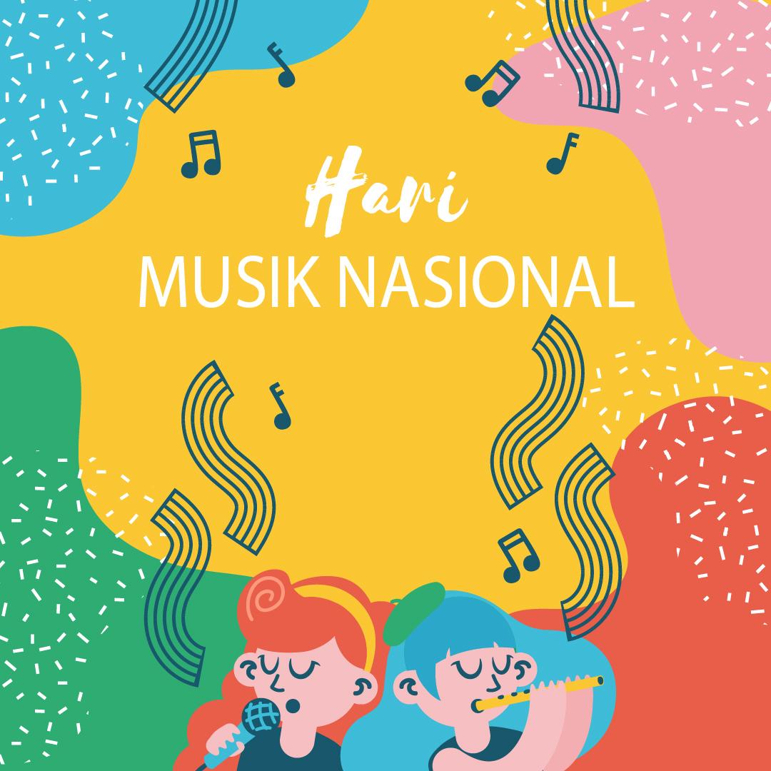 Gambar Ucapan Hari Musik Nasional 01