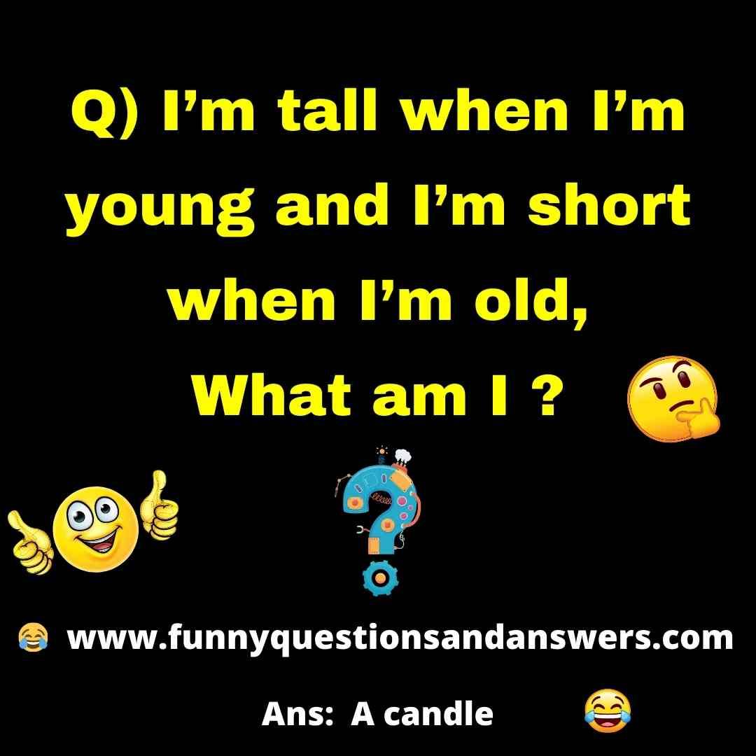 Funny Questions To Ask - Funny Questions And Answers. Com