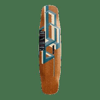 ローデットロングスケートボード 最新バサルトテサラクトでポップ&スライド