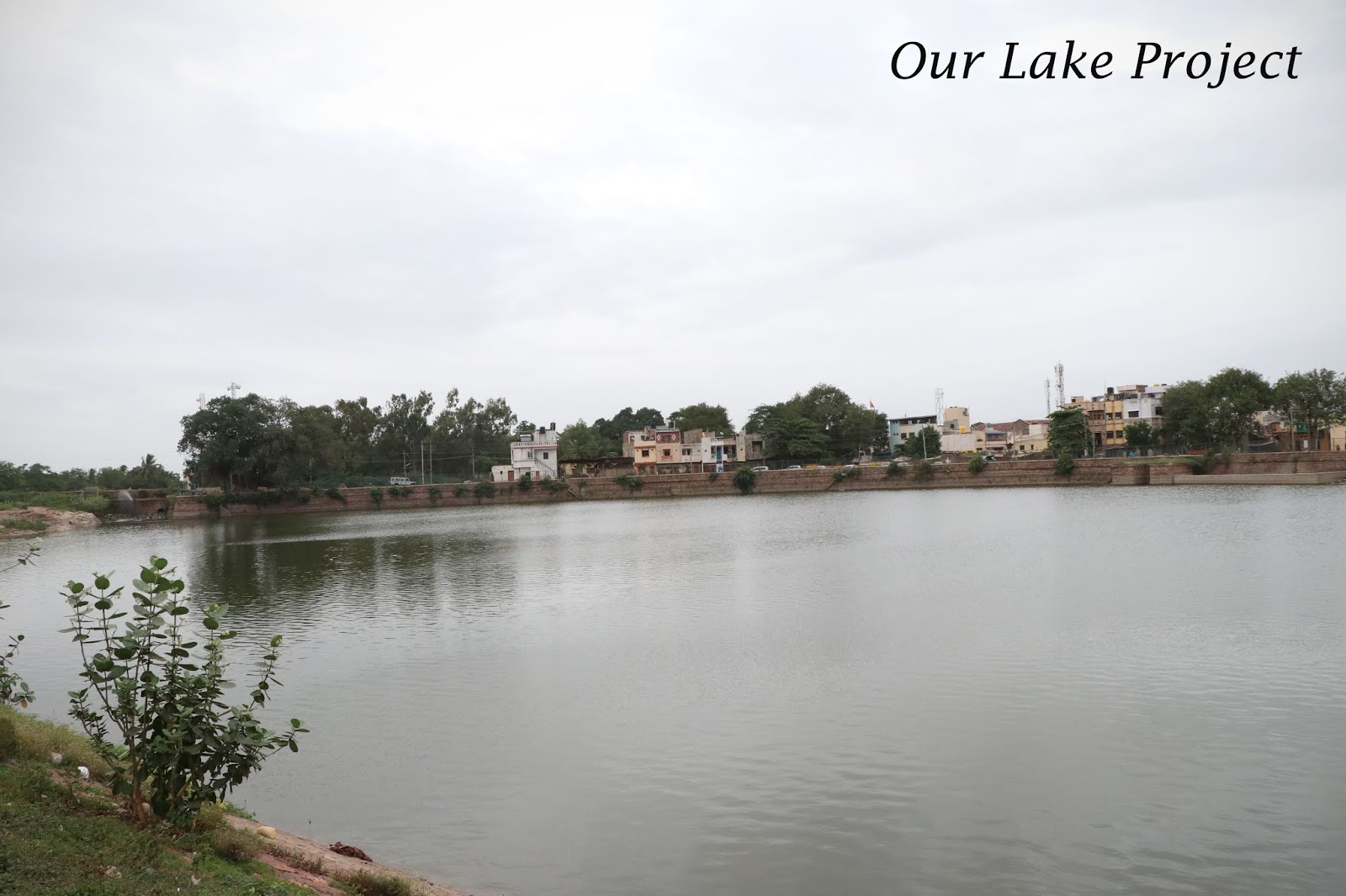 Our Lakes Project - Pailwan Buildcon Private Limited