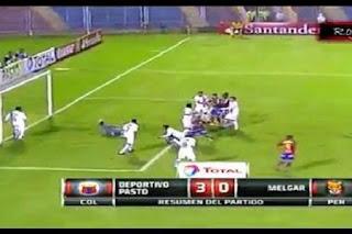 Deportivo Pasto Melgar