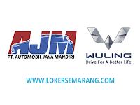 Lowongan Kerja Semarang di PT Automobil Jaya Mandiri (AJM) Juli 2021
