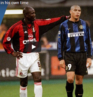 George- Weah -only- African- won- FIFA's-top- men's- individual -award