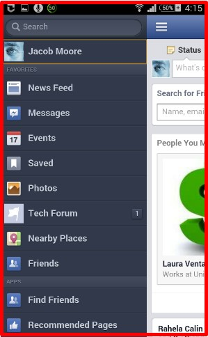 how to make a life event on facebook mobile