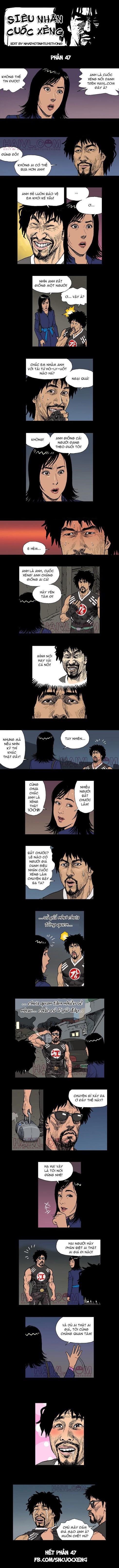 Siêu nhân Cuốc Xẻng (full bộ) phần 47