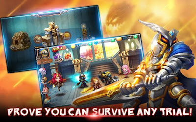 Download League of Angels -Fire Raiders  APK Terbaru