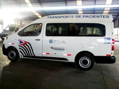 Prefeitura de Registro-SP conquista Van adaptada