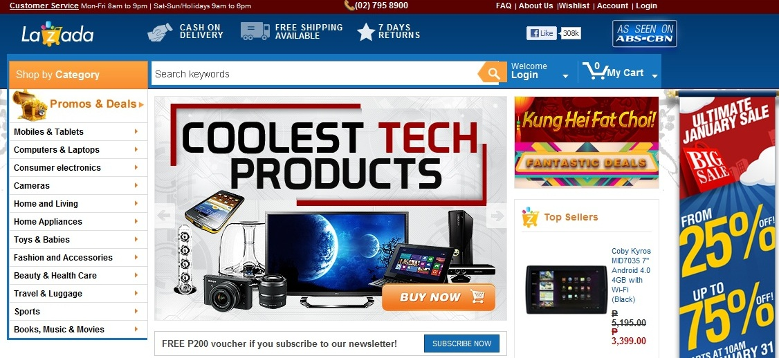 Singapore cheap online shopping