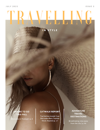 TRAVELLING IN STYLE - CURRENT ISSUE