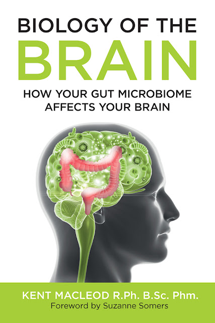 Biology of the Brain: How Your Gut Microbiome Affects Your Brain by Kent Macleod