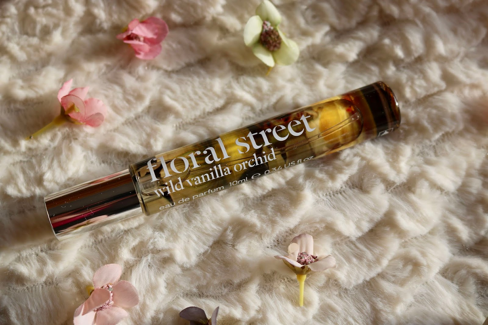 FLORAL STREET WILD VANILLA ORCHID FRAGRANCE 10ML