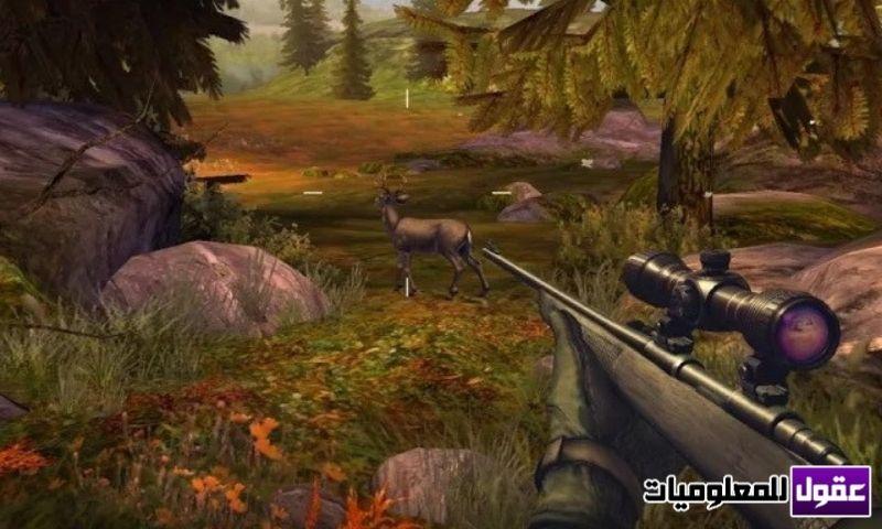 افضل لعبة صيد حيوانات للاندرويد