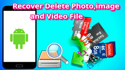 Android Phone Me Delete Photo, Video, Image, Data Wapas Kaise Laye..