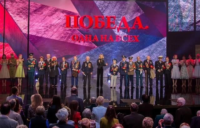 75-річчя Перемоги разом з телеканалом Інтер відсвяткували 13 млн осіб