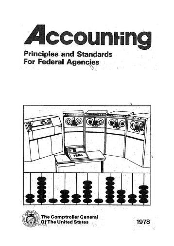 Accounting Principles and Standards for Fedral Agencies Book Free Download