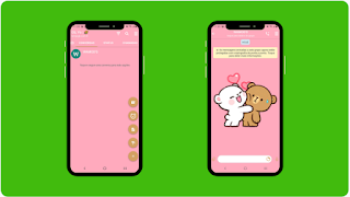 THEME WHATSAPP (GB, YO) - TWO BEAR