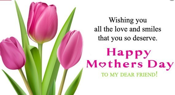 Mothers Day Greetings with Flowers_uptodatedaily