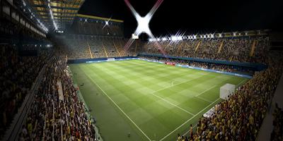 FIFA 16 Stadium Estadio de la Cerámica Converted from FIFA 19 by Kotiara6863
