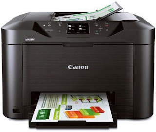 Canon MAXIFY MB5020 Driver Software & Setup Downloads