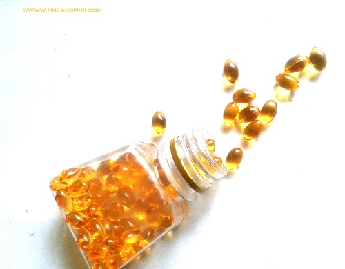 Cod liver oil for hair