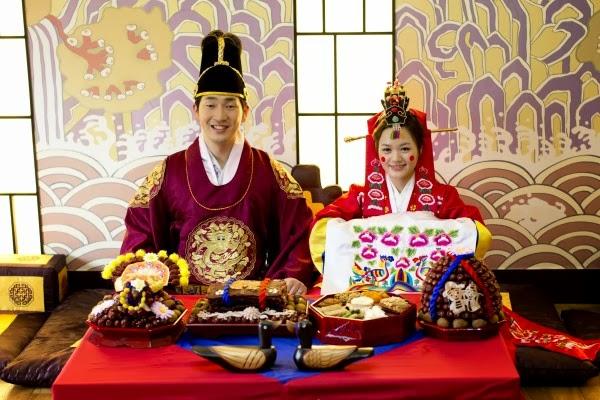 Khám phá đám cưới của người Hàn Quốc