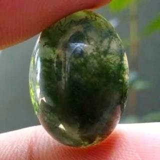 Fenomena Khasiat Batu Akik Badar Lumut