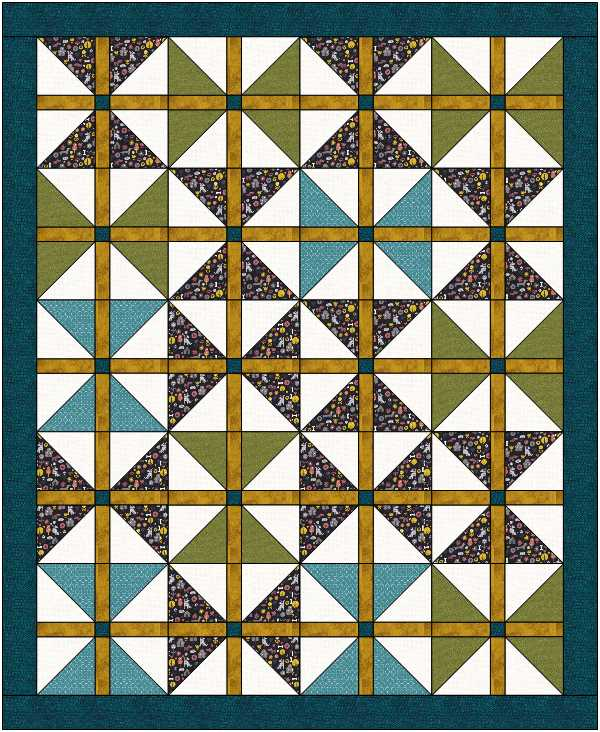 North Winds Quilting: Yankee Puzzle
