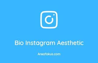 Bio Instagram Aesthetic