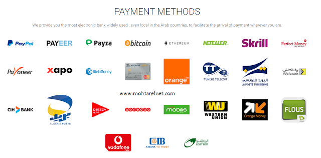 up-4ever payment-method