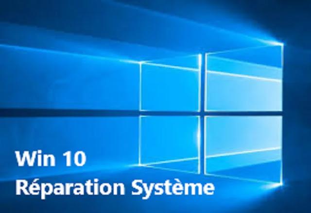 Comment vérifier et réparer des fichiers système sur Windows 10 ?